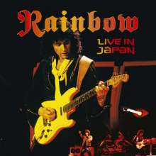 Rainbow: Live In Japan (180g) (Limited-Edition), 3 LPs