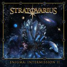 Stratovarius: Enigma: Intermission II, CD