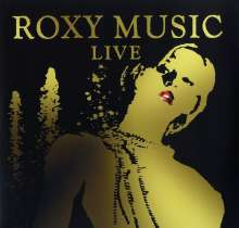 Roxy Music: Live (180g) (Limited-Edition), 3 LPs