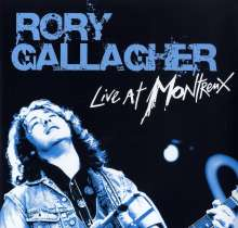 Rory Gallagher: Live At Montreux (180g) (Limited Edition), 2 LPs