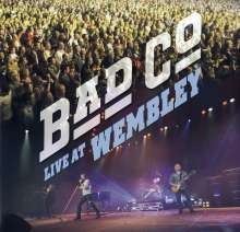 Bad Company: Live At Wembley 2010 (180g) (Limited-Edition), 2 LPs