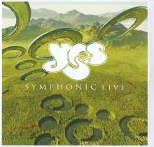 Yes: Symphonic Live (180g) (Limited-Edition), 2 LPs