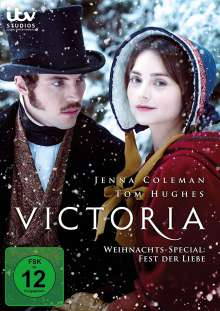 Victoria: Fest der Liebe (Weihnachts-Special), DVD