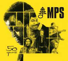 50 Years MPS, CD