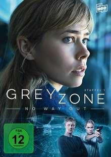 Greyzone Staffel 1, 3 DVDs