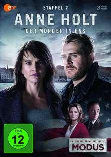 Modus - Der Mörder in uns Staffel 2, 3 DVDs