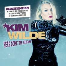 Kim Wilde: Here Come the Aliens (Deluxe Edition), 2 CDs