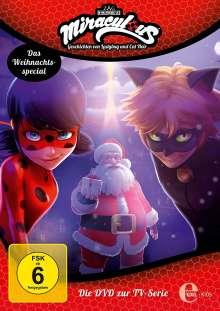 Miraculous: Eine böse Weihnachtsüberraschung, DVD