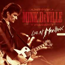 Mink DeVille: Live At Montreux 1982 (180g) (Limited Numbered Edition), 2 LPs und 1 CD