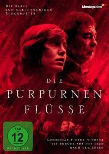 Die purpurnen Flüsse (Miniserie), 3 DVDs