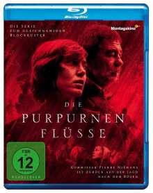 Die purpurnen Flüsse (Miniserie) (Blu-ray), 2 Blu-ray Discs