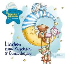 Schlafmützen - Lieder zum Kuscheln & Einschlafen, CD