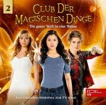 Die Ganze Welt Ist Eine Bühne(2)-Hörspiel, CD