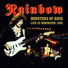 Rainbow: Monsters Of Rock: Live At Donington 1980 (180g) (Limited-Numbered-Edition), 2 LPs