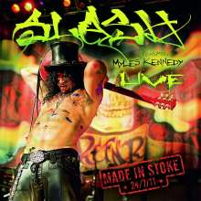 Slash: Made In Stoke 24/7/11 (180g) (Limited-Numbered-Edition), 3 LPs