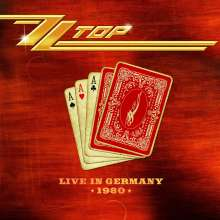 ZZ Top: Live In Germany 1980 (180g) (Limited-Numbered-Edition), 2 LPs
