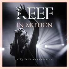 Reef: In Motion (Live From Hammersmith) (Special Edition), 1 CD und 1 Blu-ray Disc