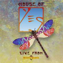 Yes: House Of Yes: Live From House Of Blues (180g) (Limited-Numbered-Edition), 3 LPs