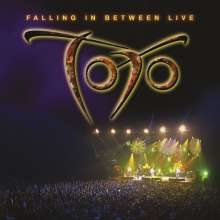 Toto: Falling In Between Live (180g) (Limited-Numbered-Edition) (Colored Vinyl), 3 LPs