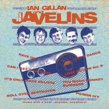 Ian Gillan: Raving With Ian Gillan & The Javelins, CD