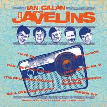 Ian Gillan: Raving With Ian Gillan & The Javelins