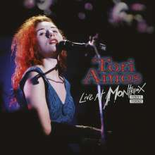 Tori Amos: Live At Montreux 1991/1992 (180g) (Limited Numbered Edition) (Red Vinyl), 2 LPs
