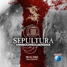 Sepultura: Metal Veins - Alive At Rock In Rio (180g) (Limited-Numbered-Edition) (Colored Vinyl), 2 LPs