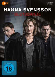 Hanna Svensson - Blutsbande, 4 DVDs