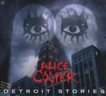 Alice Cooper: Detroit Stories (Digipack), CD