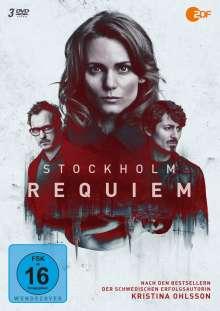 Stockholm Requiem, DVD