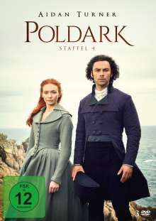 Poldark Staffel 4, 3 DVDs