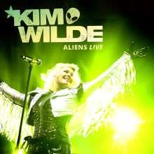 Kim Wilde: Aliens Live, CD