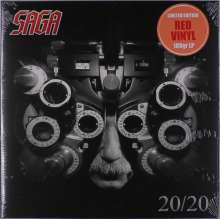 Saga: 20/20 (180g) (Limited Edition) (Red Vinyl), LP
