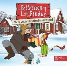 Pettersson & Findus - Das Adventskalender-Hörspiel, 2 CDs