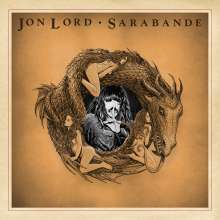 Jon Lord (geb. 1941): Sarabande (remastered 2019) (180g), LP