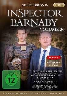 Inspector Barnaby Vol. 30, 4 DVDs
