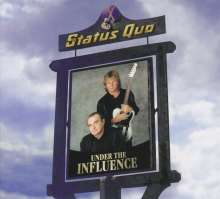 Status Quo: Under The Influence (Deluxe Edition), CD