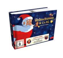 Weihnachtsmann & Co. KG TV-Serie (Collector's Edition im Hardcoverbuch), 8 DVDs