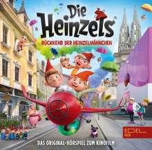 Die Heinzels - Rückkehr der Heinzelmännchen, CD