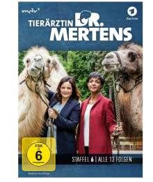 Tierärztin Dr. Mertens Staffel 6, 4 DVDs