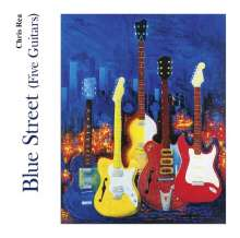 Chris Rea: Blue Street (Five Guitars), CD