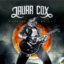 Laura Cox: Burning Bright, CD