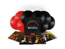 Rainbow: Treasures - A Vinyl Collection (180g) (Limited Numbered Boxset Edition), 11 LPs