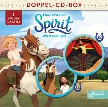 Spirit Doppel-Box - Folgen 11 + 12, 2 CDs