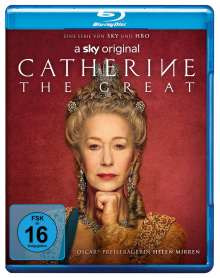 Catherine the Great (2019) (Blu-ray), Blu-ray Disc