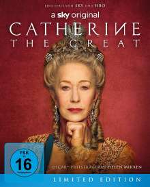 Catherine the Great (2019) (Limited Edition) (Blu-ray), Blu-ray Disc