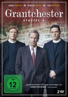 Grantchester Staffel 4, 2 DVDs