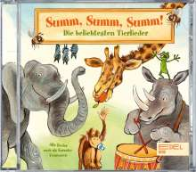 Summ, Summ, Summ! Die beliebtesten Tierlieder, CD