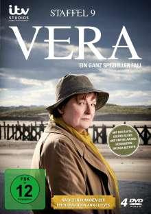 Vera Staffel 9, 4 DVDs