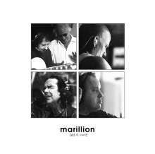 Marillion: Less Is More (180g) (Limited Edition) (White Vinyl), 2 LPs